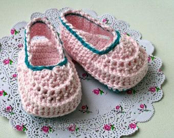Crochet pattern, crochet baby pattern, easy crochet baby booties pattern, crochet baby clogs (104) INSTANT DOWNLOAD