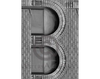 b printable letter art only 199 4x6 individual photo download printable digital image