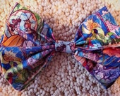 Reserved for Sorcha Beauty and the Beast Hairbow