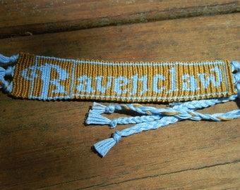 Ravenclaw House Bracelet
