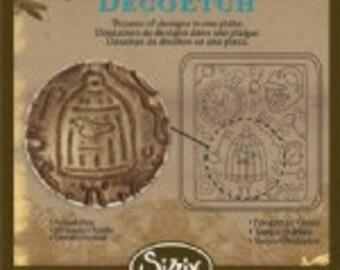 Sizzix DecoEtch Die - Forgotten Times by Vintaj