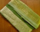 Silk Ribbon, Sari border, Sari Trim 2 colors, SR9