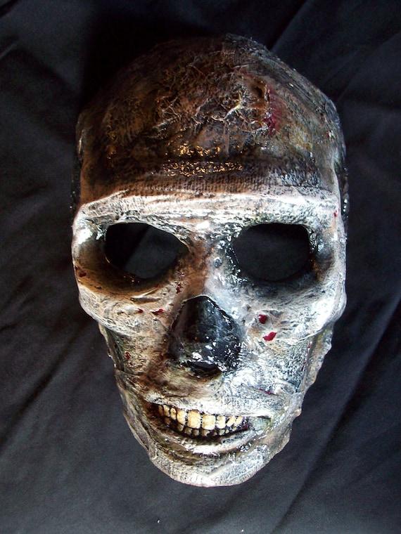 Zombie Halloween Mask