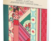 in STOCK Prima ROSARIAN Novel A4 paper pad - cardstock collection - just released cha 2012