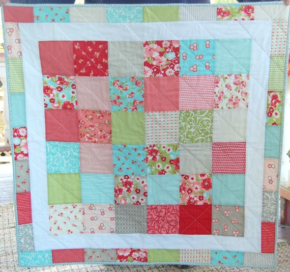 Lets see them nurseys!!! (or cribs if they are up yet) :D - BabyCenter : patchwork quilt baby bedding - Adamdwight.com