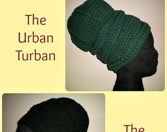 A Souriyah Wrap and an Urban Turban (How-To video link included)