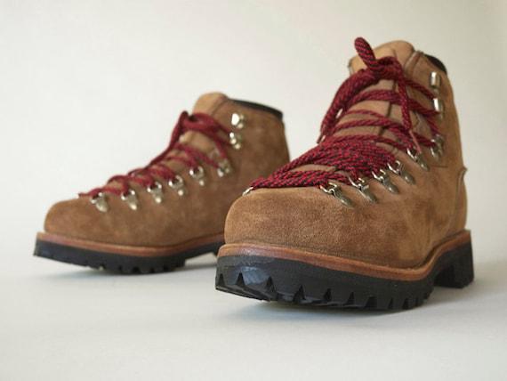 vintage dexter mountaineering boots