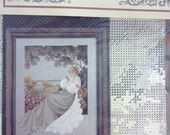 Lavender & Lace Victorian Designs Cross Stitch Pattern and Directions, Never Opened