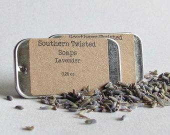 Lavender Solid Perfume Essential Oil - Botanical Fragrance