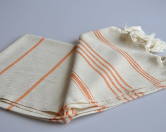 Handwoven Towel - Cotton hand towel