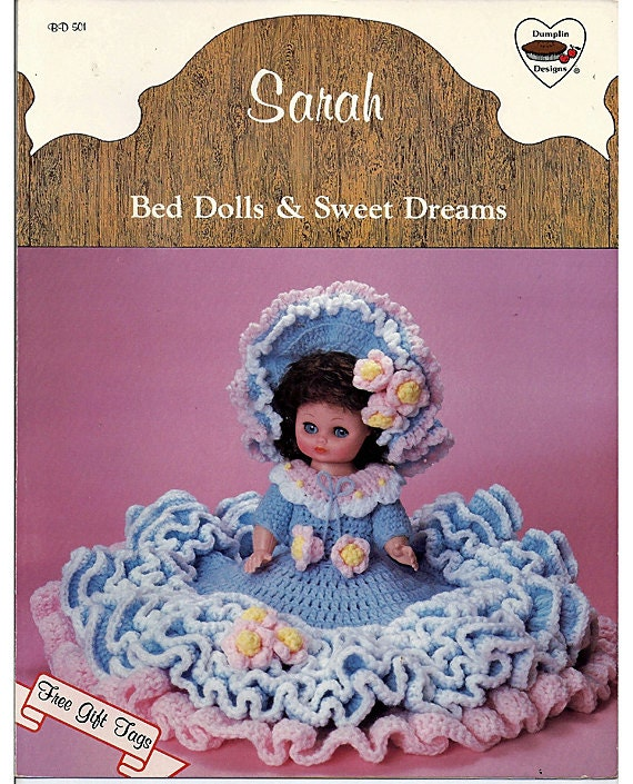 Sarah Bed Dolls Amp Sweet Dreams Dumplin By Grammysyarngarden