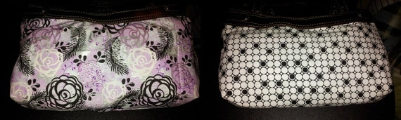 Fitted Reversible Purse Skirt that fits 31 skirt purse