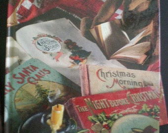 """Vintage """"Once Upon a Christmas Time""""  Book   Leisure Arts Publication"""