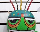 Caribbean  Carnival Mask- vejigantes-  Traditional Cultural- Puerto Rico