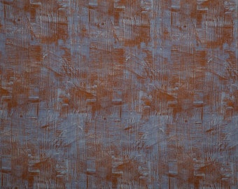 Marcia Derse - Basketweave Collection - Rusted Grass Mat 1/2 yard 100% cotton quilt fabric 516
