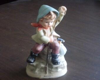 Vintage Kelvins Mountaineer Figurine