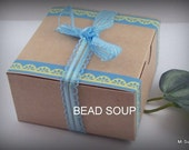Bead destash, mixed beads, bead soup, 5 oz
