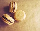 Oreo French Macarons - Parisian Macarons - Halloween