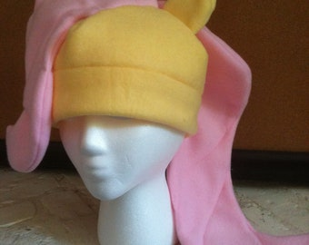 Fluttershy Fleece Hat