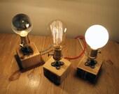 Simple Block Lamp