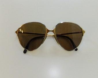 Vintage Carrera Aviator Sunglasses