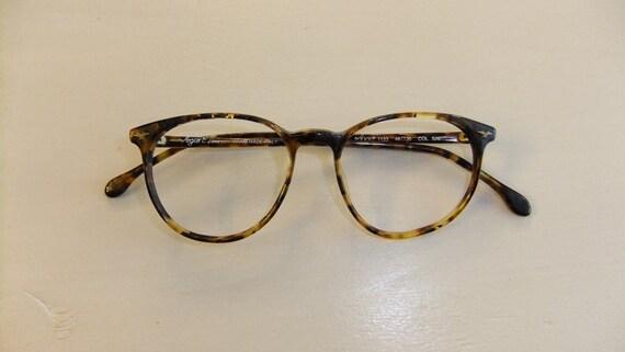 vintage tortoiseshell police wayfarer eyeglass frames