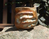 Anagama Wood Fired Cup 14