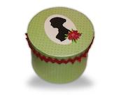 Jane Austen Custom Christmas Gift Box
