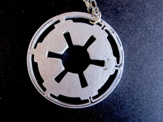 Star Wars Empire Insignia Pendant (3D print)