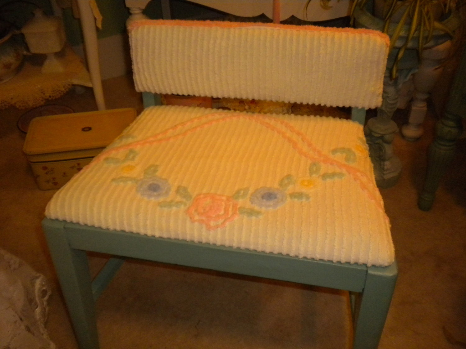 Ohhh So Shabby Chic Bench Shabby Chicfrench