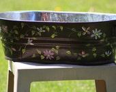 Galvanized Backyard Party Tub