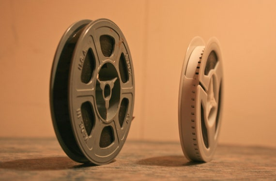 Vintage NY Yankees 1957  & NY Worlds Fair 1965 - 8mm Reels - Collectible - Homemade - BrandosFunkyFinds - Boxing Day Sale