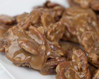 Chewy Pecan Praline Candy