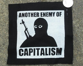 Another Enemy of Captialism Patch