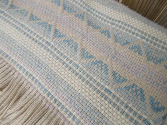 Vintage Pendleton Wool Throw Pendleton Wool Blanket