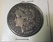 Reserved - 1921 Morgan Silver Dollar