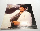 SALE Michael Jackson Thriller Album LP Collectible