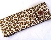 Flat Iron or Curling Iron Case--Travel Case-Teflon-Heat Resistant Case