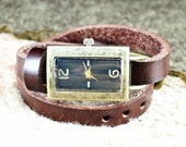LastOne,Jewelry watch, Personalized, women accessories,wrist watch,classical ,natural leather ,bracelet watch,Japan Core,wraped watch,WN21