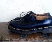 Vtg Dr Martens Oxford lace up shoes 6.5