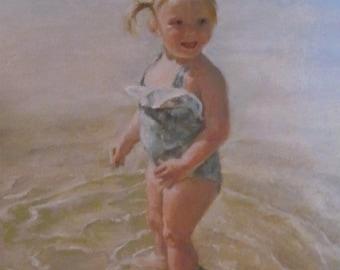 Custom Portrait of your Child
