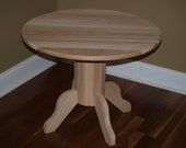 Childrens Pedestal Table (Large)