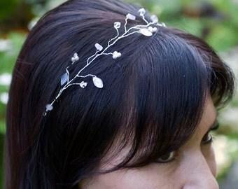 Bridal Hair Vine, Bridal Tiara, Wedding Hair Accessories, Bridal Accessories