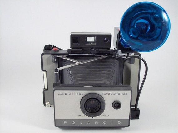 Polaroid Land Camera Automatic 103