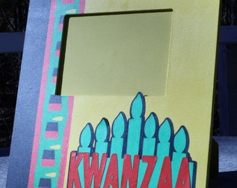 Kwanzaa picture frame