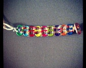 Pull Tab Bracelet-Multi Color  and Colored Pull Tabs
