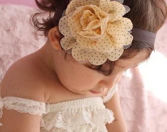 Baby Shower Gift, Newborn Headband, Baby Headband, Newborn Headband, Toddler Headband