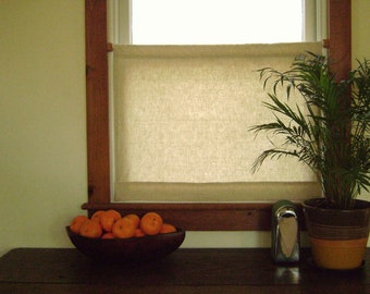 Custom Linen Curtain - Any Size!!