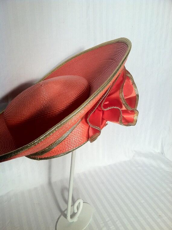 Vintage Kentucky Derby Sunday's Best Hat