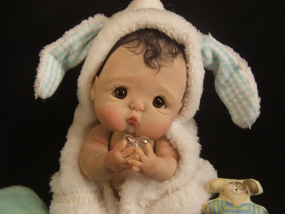 Baby Tutorial Instructions On How To Make Full Sculpt Ooak